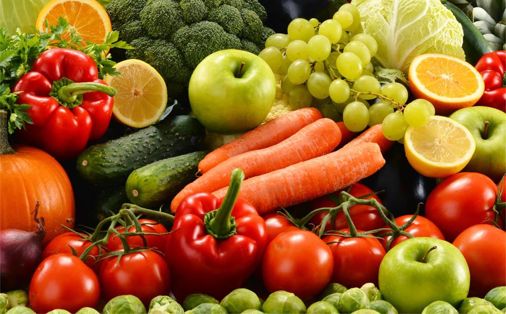 Ocho datos curiosos sobre frutas y verduras