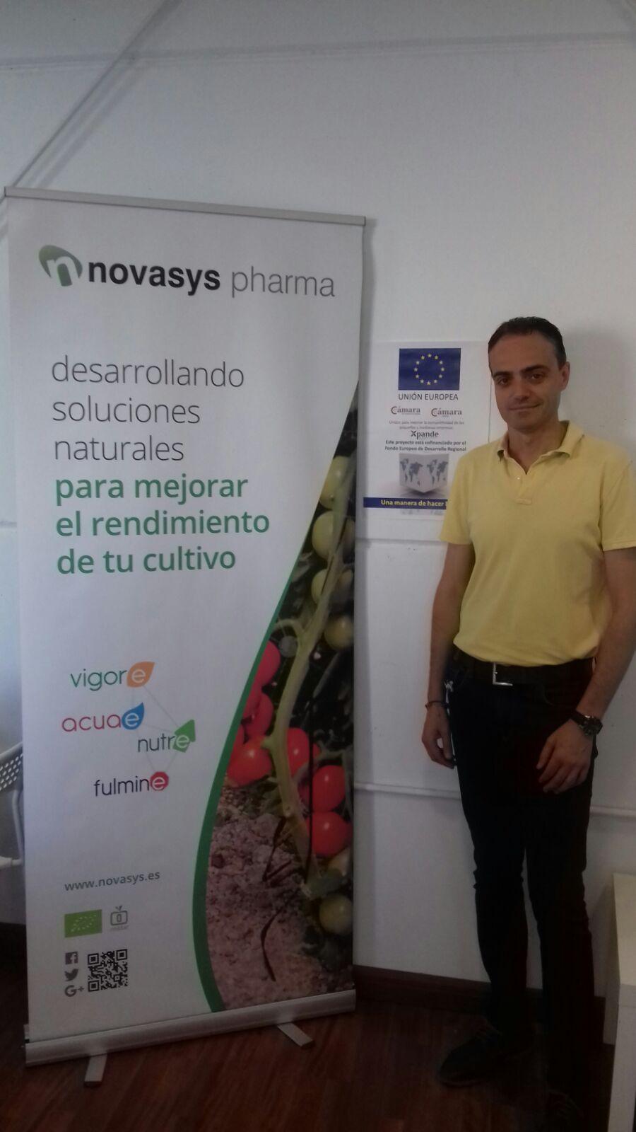 Eduardo Cañizares xpande