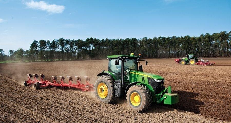 comparativa de marcas de tractores