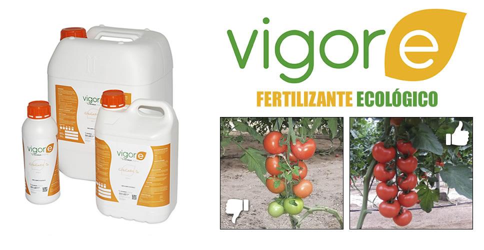 vigore fertilizante ecologico fortificante